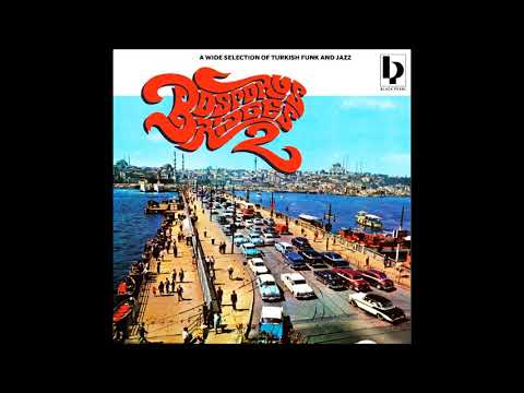 Bosporus Bridges 2 - A Wide Selection Of Turkish Jazz And Funk (2011)