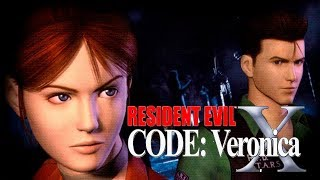 Resident Evil CODE: Veronica X - Knife only  - Glitched - Gamecube