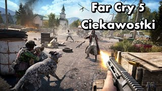 Far Cry 5 - Ciekawostki - Daft Punk, Far Cry 3, komiksy i nie tylko
