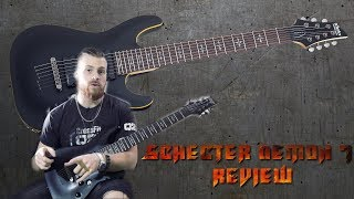 SEBA CEI || Schecter Demon 7 Review