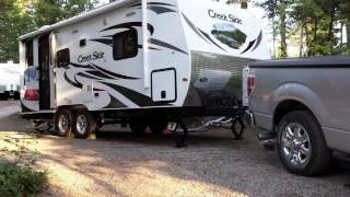 NEW 2015 Creekside Travel Trailers