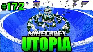PORTAL nach ATLANTIS?! - Minecraft Utopia #172 [Deutsch/HD]
