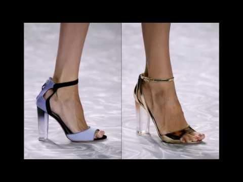 Женские туфли. Модные модели 2015
