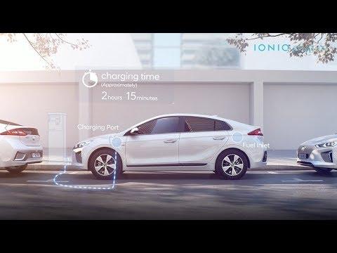 [IONIQ Plug-in] Product information film
