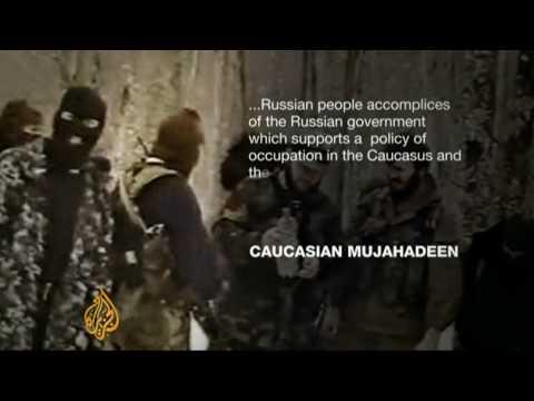 Chechen rebels claim Russia rail blast - 02 Dec 09