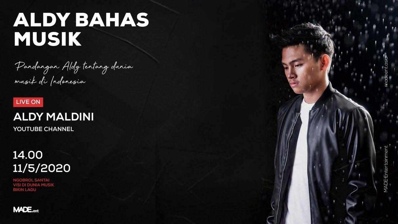 Aldy Bahas Musik