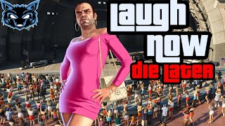 Pack Time 5 - Laugh now Die later gta funny jokes