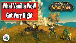 What Vanilla World of Warcraft Got Right - Encouraging Guilds