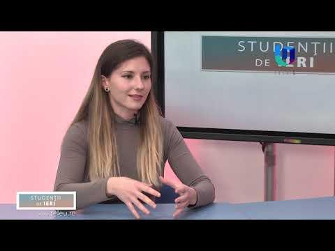 TeleU: Studenții de ieri – Raluca Miclea