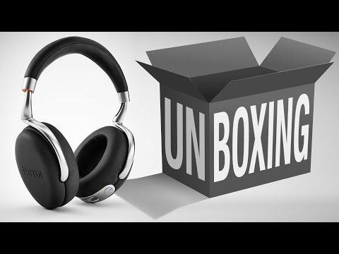 parrot-zik-2.0-bluetooth-headphones:-unboxing-&-first-look