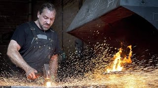 Ancient metal forging still has its place, says blacksmith