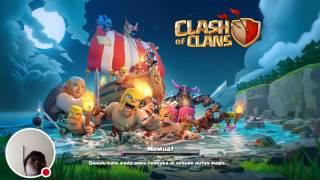 Streaming Clash of Clans sh*t gua di kick