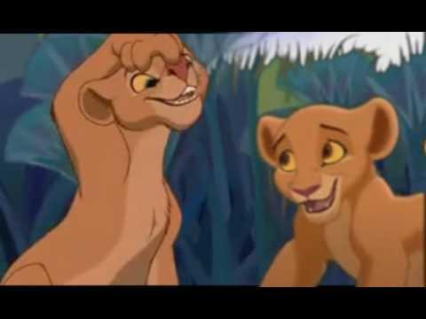 ♥ Disney Crossover ♥ Alyssa Lies ♥ Lion King Version ♥