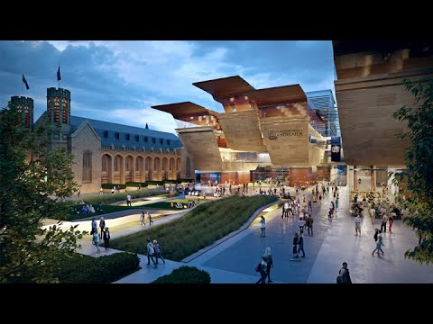 The University of Adelaide Masterplan 2016-2035