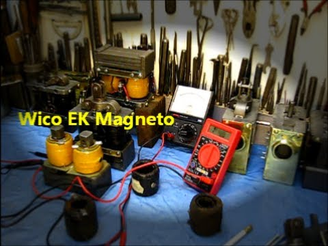 wico ek magneto repair coils meters 9of