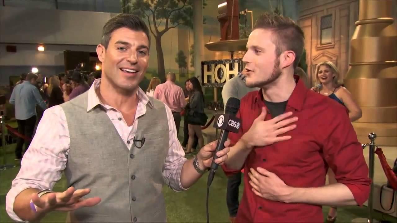 Big Brother Backyard Interview Jeff Part - 20: Jeffu0027s Backyard Interview - Jmac