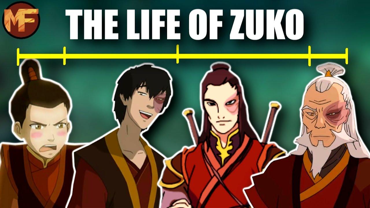 Download The Life of Zuko: Entire Timeline Explained (Childhood, Teenage Years, Adulthood, Fatherhood)