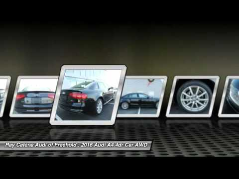 Audi A FREEHOLD NJ XX YouTube - Ray catena audi