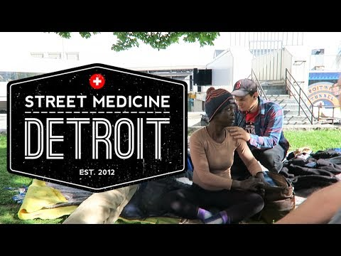 My Day With Street Medicine Detroit Helping Homeless People
