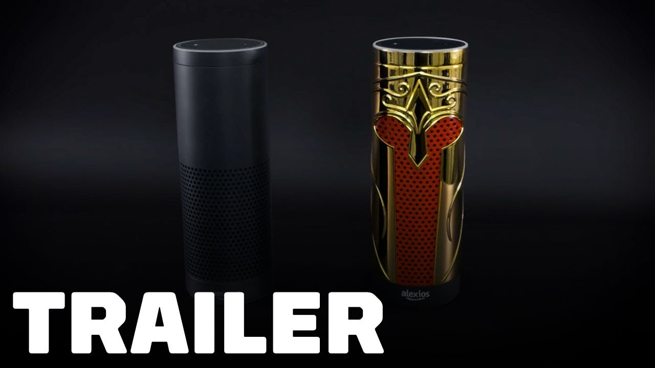 Assassin's Creed Odyssey - Alexa Meets Alexios - YouTube