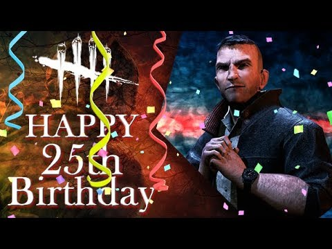 Happy 25th Birthday - Dead by Daylight - Survivor #157 David King