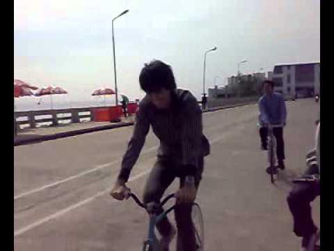 ปั่นจักรยานเที่ยวบางปู ธันวาคม 2553