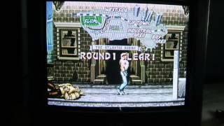 raspberry pi emulationstation running mame arcade stick thru gpio