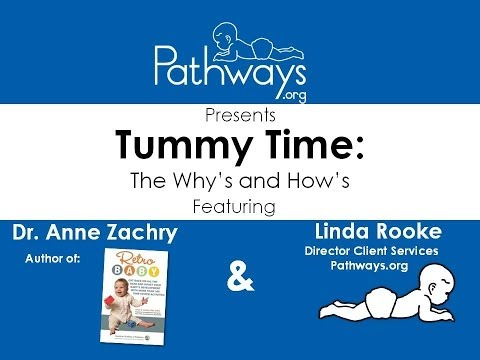 Tummy Time: The Why's and How's Featuring Dr. Anne Zachry and Linda Rooke, PT