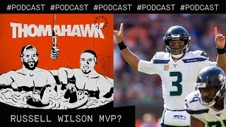 Will Russell Wilson be NFL MVP? feat. Mina Kimes | The ThomaHawk Show