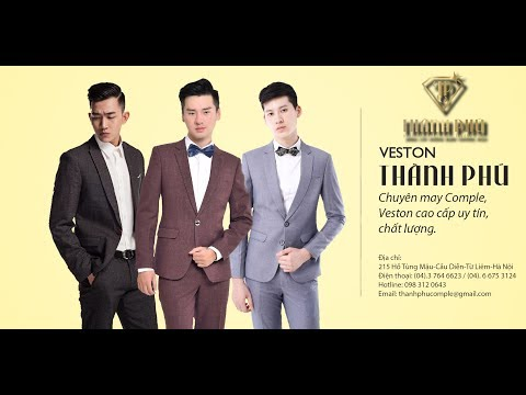 May đo Quần áo Vest Nam - Vestonthanhphu.com