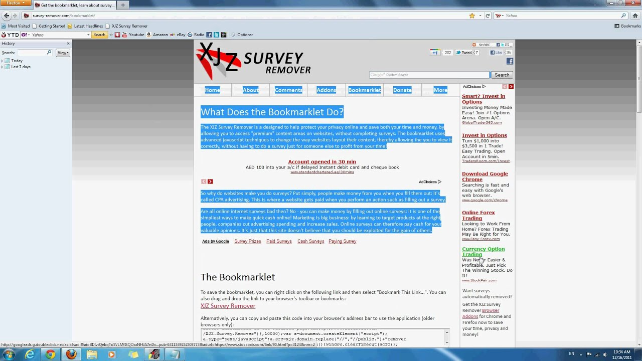 bypass surveys extensions how to skip surveys 2011 chrome and firefox tested 964