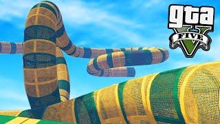 GTA Online: Os Tubos ''BRASILEIROS'' -Corrida ACROBÁTICA #2