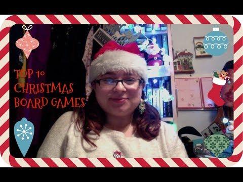 Top 10 Christmas Board Games