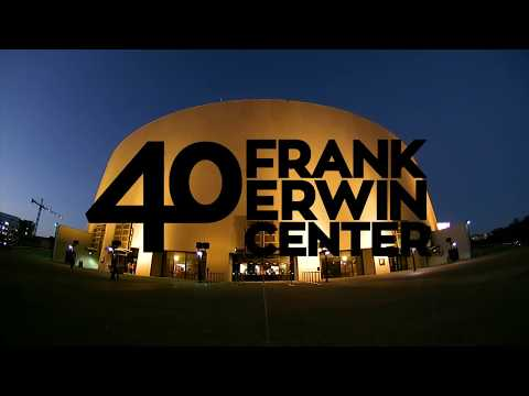 Celebrating 40 Years at the Frank Erwin Center