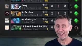 Arc Warden vs Crystal Maiden Porno 18+ 6.88 (Dota 2) Montage