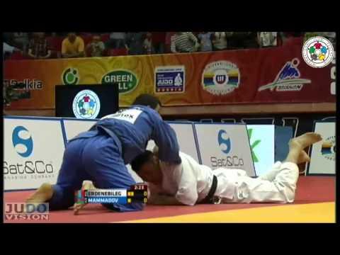 Judo Grand Slam Baku 2013: Enkhbat...