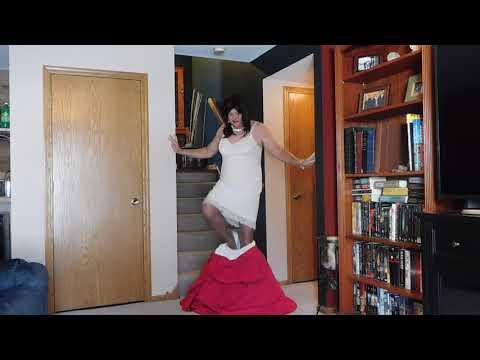Red Dress Strip