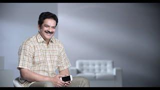 Indulekha Bringha Selfie bottle Testimonial Ad - Actor Devan. Thumbnail
