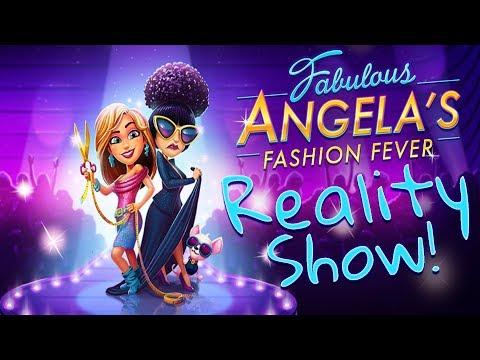 Fashion Designer REALITY SHOW Game!  - Fabulous Angela Fashion Fever #1