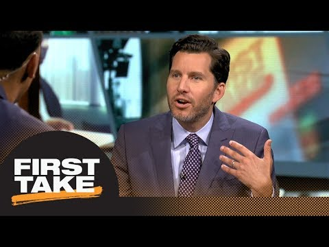 Will Cain challenges Ben McAdoo's criticisms on Baker Mayfield | First Take | ESPN
