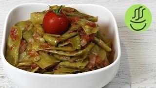 Sultani Bezelye Tarifi - Zeytinyağlı Bezelye Yemeği Nasıl Yapılır?