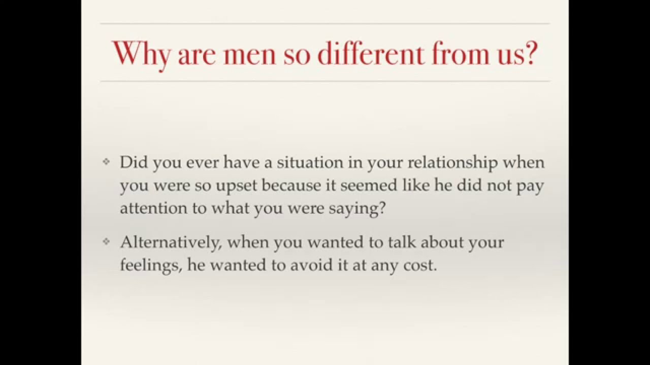 understanding what men secretly want the respect principle youtube rh youtube com