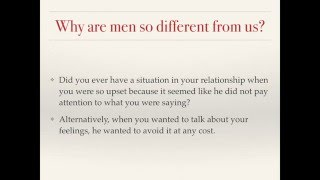 Understanding What men secretly want - The respect principle