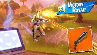 Fortnite Gameplay : Double Barrel, Map Change, Secret 6.22 CHANGES, (Free No Copyright Gameplay)