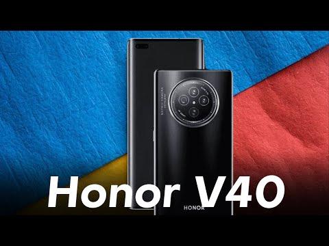 Honor V40 series - Similar to Huawei Phones.