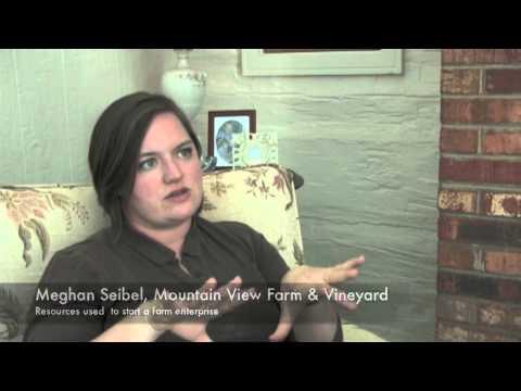 Mountain View Farm & Vineyard (part 1): Developing a farm enterprise