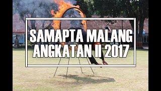 Samapta Malang Angkatan II 2017 (Samapta Bea Cukai)