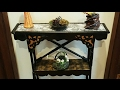 DIY CARDBOARD FURNITURE/ Cardboard Table Shelf / Marble/faux TUTORIAL