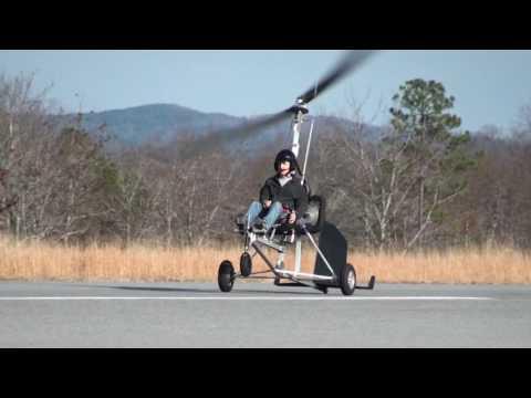 Bensendays Gyrocopter Display At The Wauchula Florida Airport
