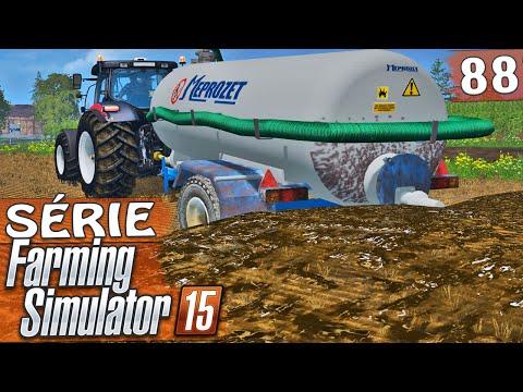 Farming Simulator 2015 - Fertilizante das Vacas